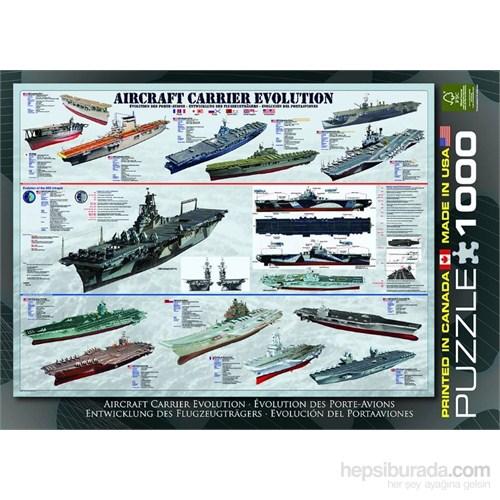 Eurographics Uçak Gemileri 1000 Parça Puzzle
