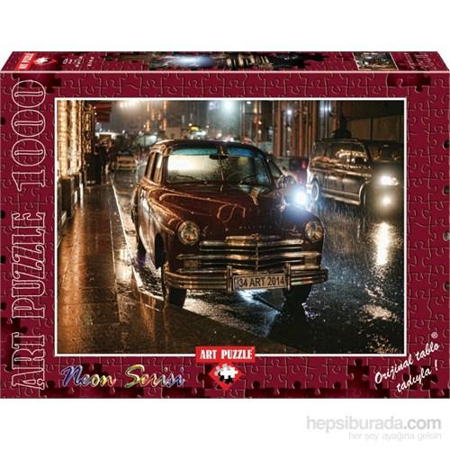 Art Puzzle 1000 Parça Neon Puzzle Klasik