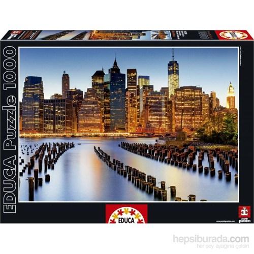 Educa 1000 Parçalık Gökdelenler Şehri Puzzle