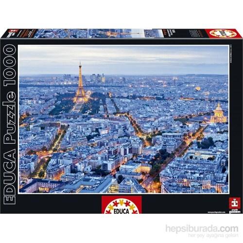 Educa 1000 Parça Paris Işıkları Puzzle