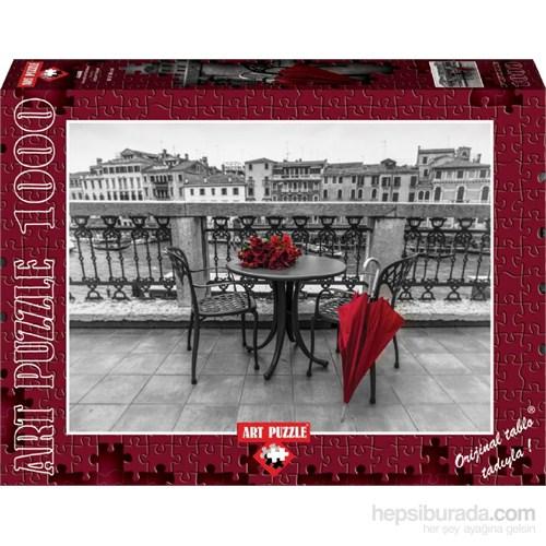 Art Puzzle Venedik'te Randevu 1000 Parça Puzzle