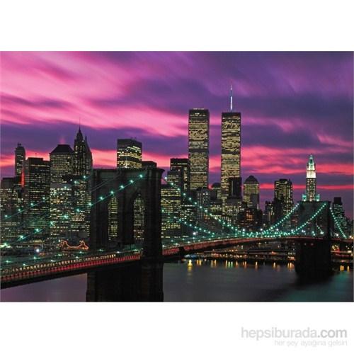 Puzzle 1000 Parça Puzzle New York'ta Bir Gece