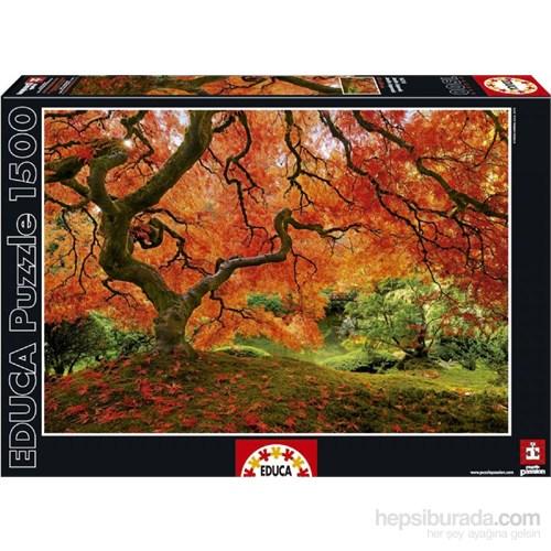 Educa 1500 Parça Puzzle Japon Bahçesi
