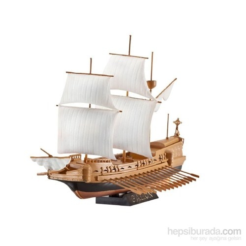 Revell 1:450 M Set Spanish Galleon Gemi Maketi