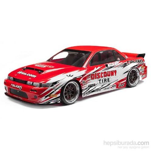 Hpi Nitro 3 Drift Nissan S13 Falken Dai Yoshihara 2.4 Ghz Uzaktan Kumandalı Araba