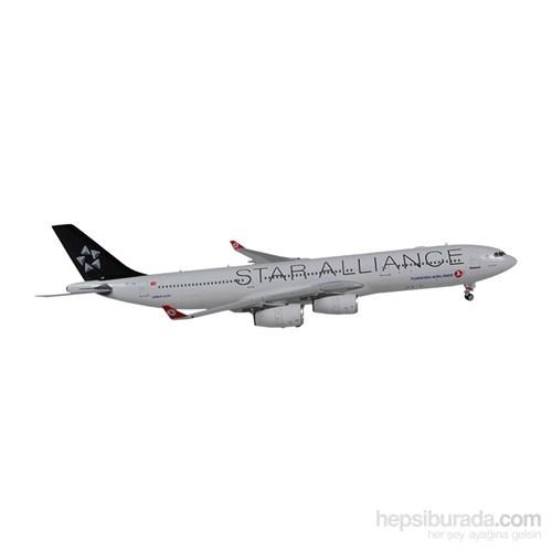 Tk Collection Star Alliance A340-300 1/400 Model Uçak