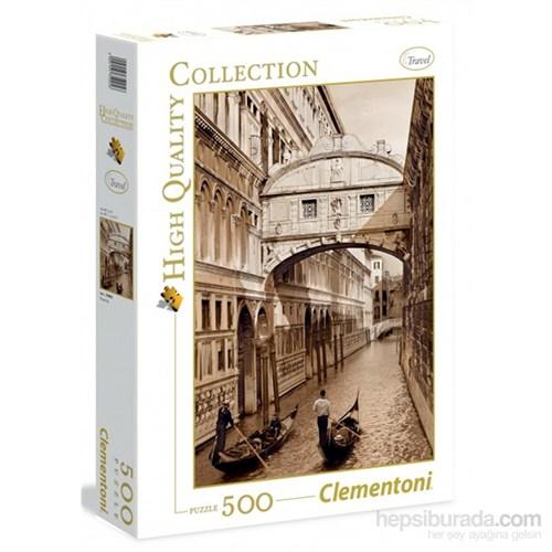 Clementoni Venedik - 500 Parça Puzzle