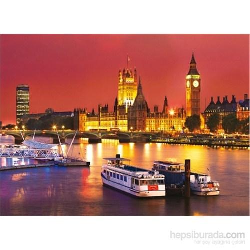 Clementoni London - 1000 Parça Puzzle