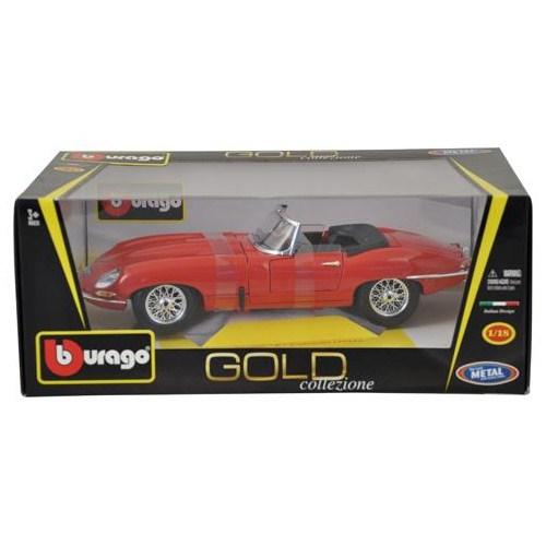 Burago Jaguar E Cabriolet 1961
