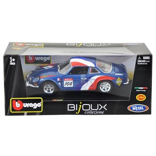 Burago Alpine Renault A110 1600s Rally