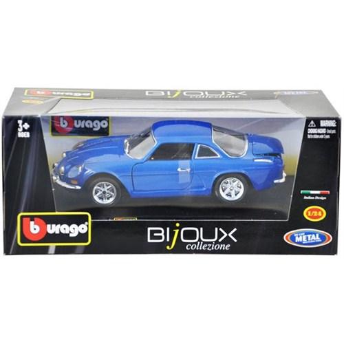 Burago Alpine Renault A110 1600s1971 (Mavi)