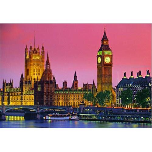 Clementoni Puzzle London (500 Parça)