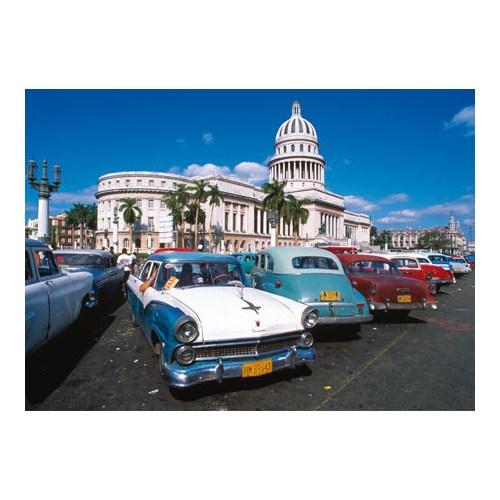 Clementoni Puzzle La Havana (1000 Parça)