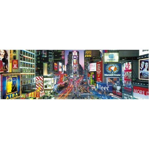 Clementoni Times Square, New York (1000 parça, panorama)