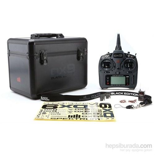Spektrum Dx9 Black Edition 9-Kanallı Dsmx Kumanda Seti Ve Ar9020 Alıcı