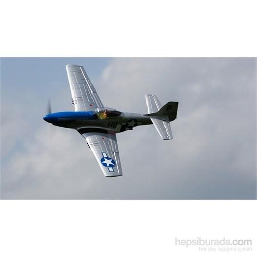 E-Flite P-51D Mustang 280 Tanıt-Kullan Set
