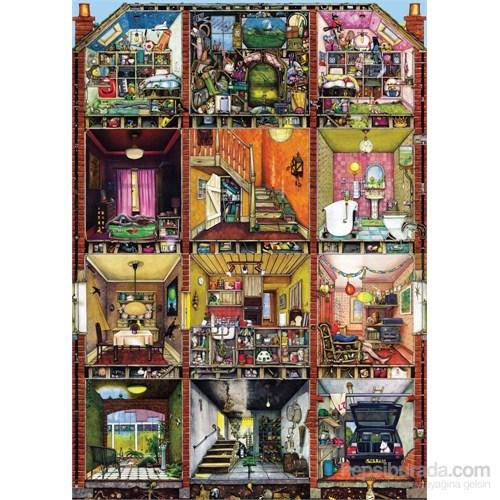 Ravensburger 1000 Parça Puzzle Ev (Colin Thompson)