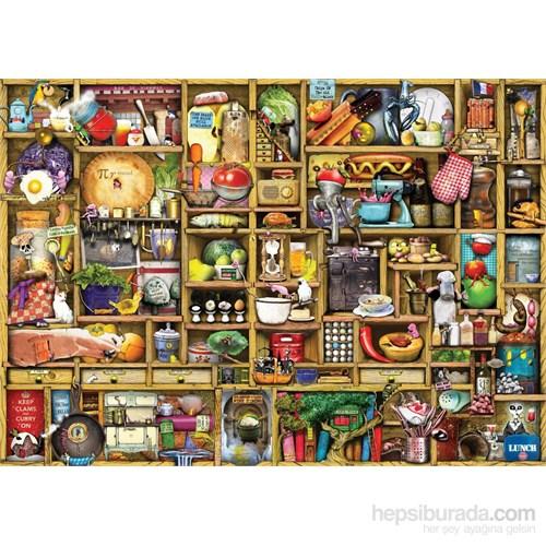 Ravensburger 1000 Parça Mutfak Dolabı Puzzle