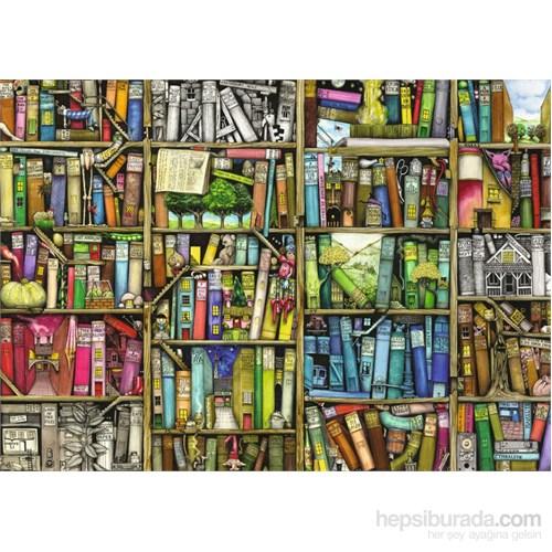 Ravensburger 1000 Parçalık Puzzle Kitaplık