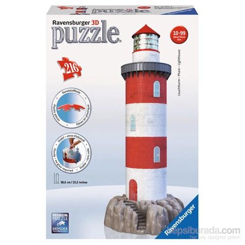 Ravensburger 216 Parça 3D Puzzle Deniz Feneri
