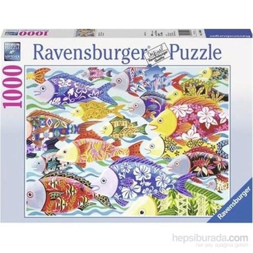 Ravensburger 1000 Parça Yapboz Hawai Balıkları