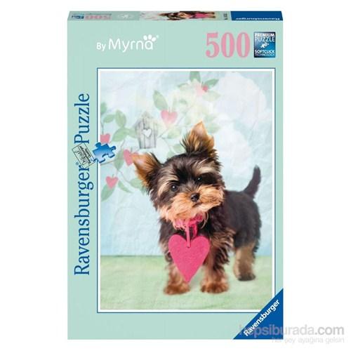 Ravensburger 500 Parça Şirin Köpek Puzzle