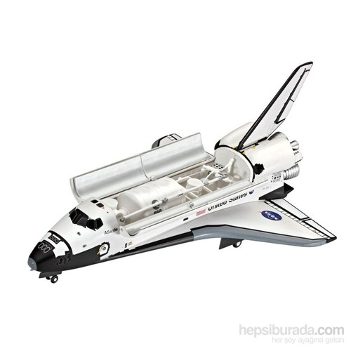 Revell 64544 Atlantis Uzay Mekiği Maket Seti