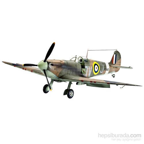 Revell 03986 Supermarine Spitfire Mk Iıa Aircraft 1:32 Plastik Maket