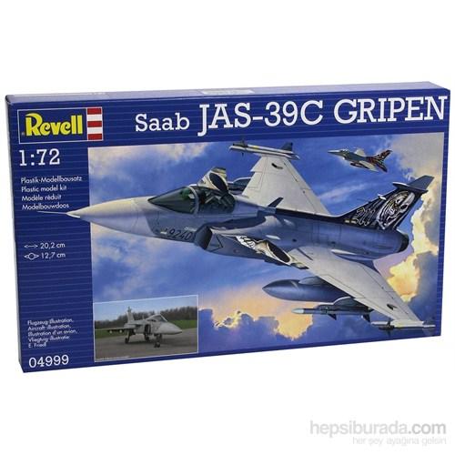 Saab Jas-39C Gripen 1:72 Maket Uçak 04999