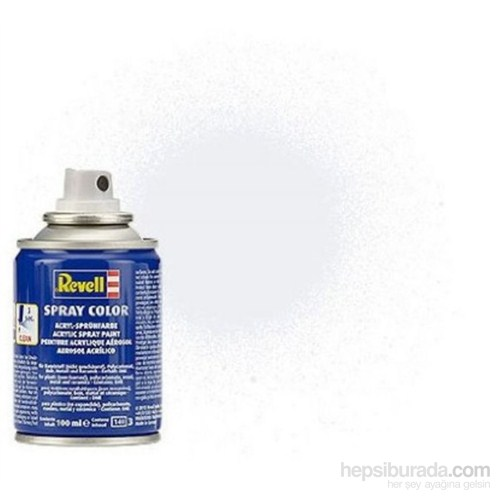 Revell Spray Boya White Silk 20 Ml