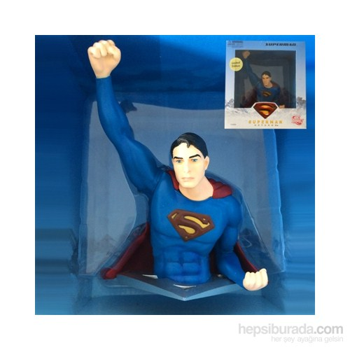 Superman Returns Mini Bust