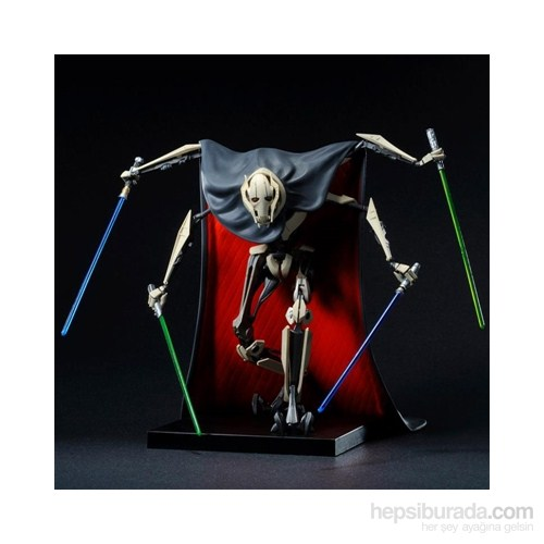 Star Wars General Grievous Artfx Statue 1/10
