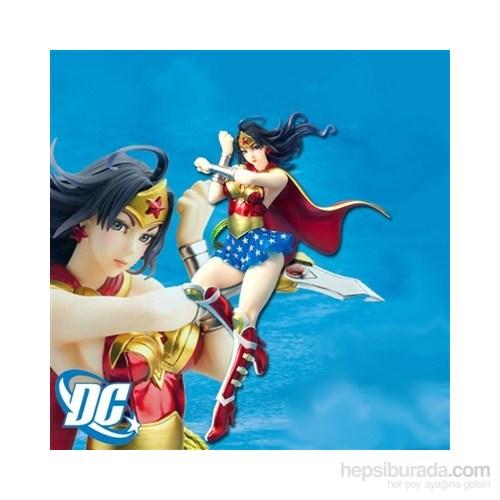 Dc Comics: Armored Wonder Woman Bishoujo Statue 1/7