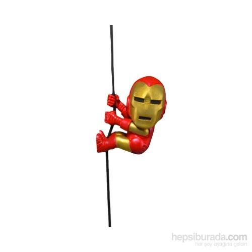 Scalers Iron Man Kablo Tutucu Mini Figür