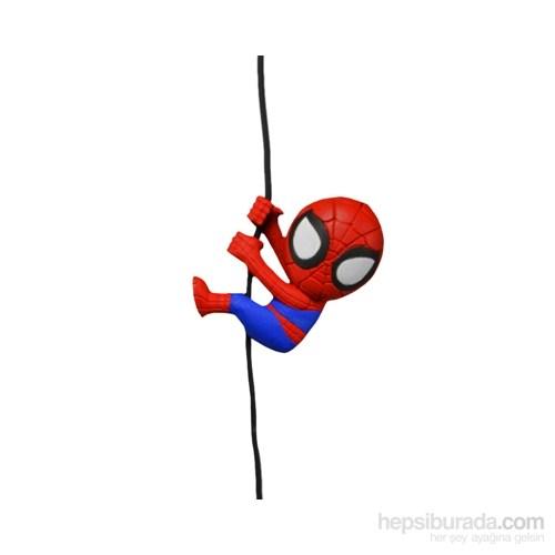 Scalers Spider Man Kablo Tutucu Mini Figür
