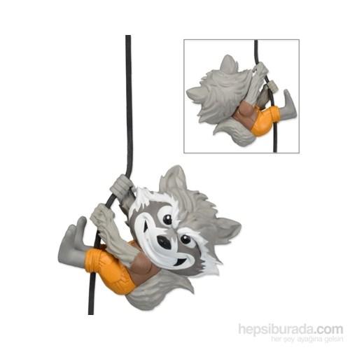 Scalers Rocket Raccoon Kablo Tutucu Mini Figür