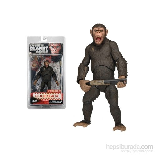 Dawn Of The Planet Of The Apes Caesar Series 2 Figure
