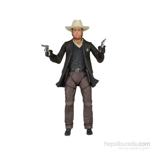 The Lone Ranger 7 İnch Unmasked Lone Ranger Figür