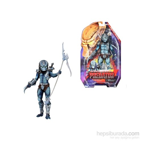 Predators Series 10 Hive Wars Predator 7 İnch Figure