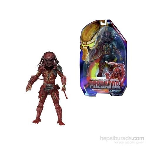 Predators Series 10 Lava Planet Predator 7 İnch Figure