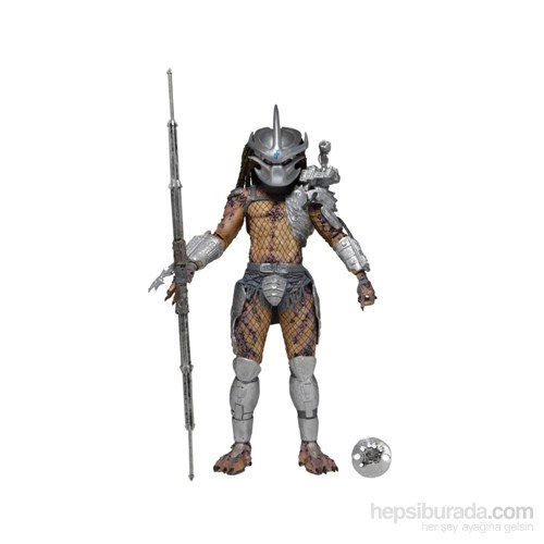 Predators Series 12 Enforcer Predator 7 İnch Figure