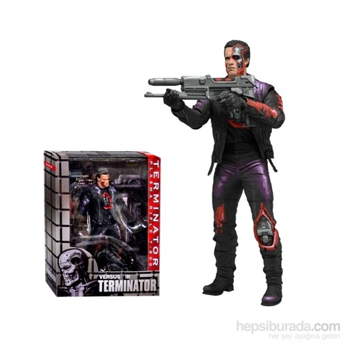 Robocop Vs. The Terminator Series 1 T-800 7 İnch Figure