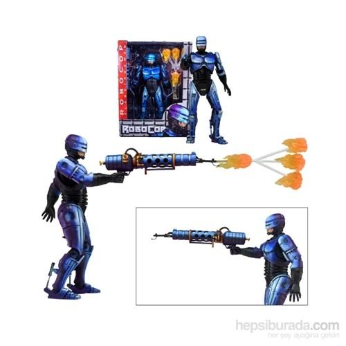 Robocop Vs. The Terminator Flamethrower Robocop Figure