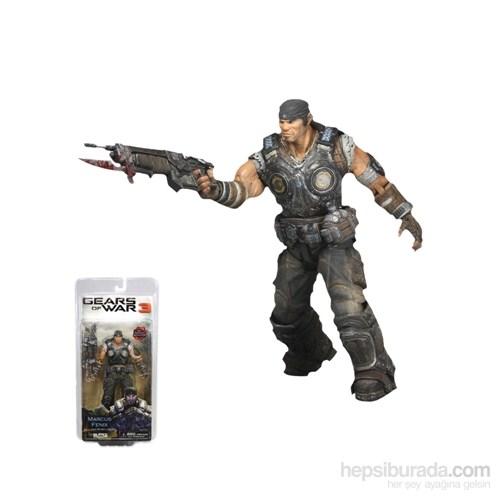 Gears Of War: Marcus Fenix Action Figure Series 1
