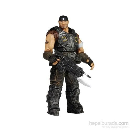Gears Of War: Marcus Fenix Bloody Action Figure