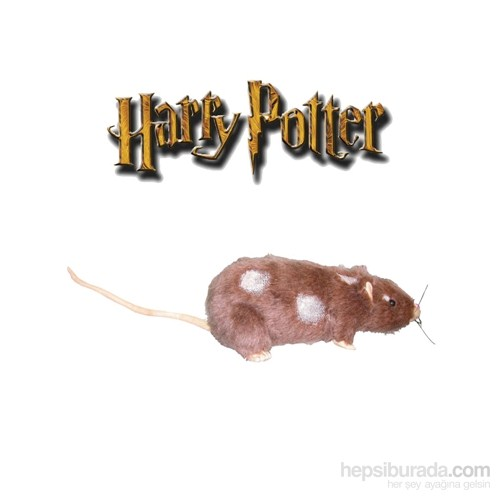 Harry Potter Scabbers Plush Fare