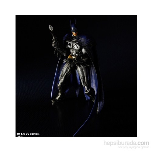 Batman Arkham City Play Arts Kai Batman