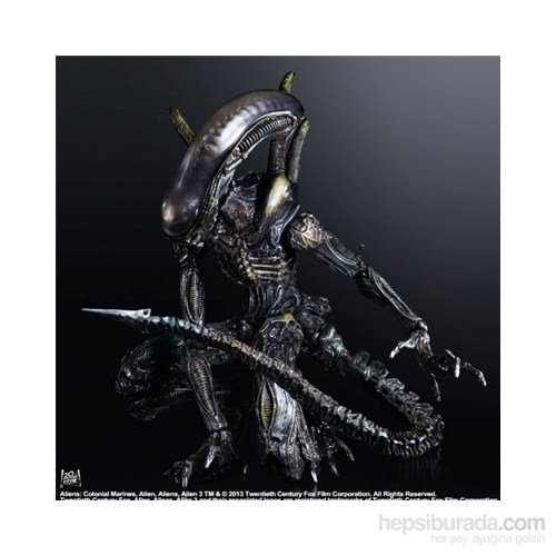 Aliens Colonial Marines Variant Play Arts Kai Lurker