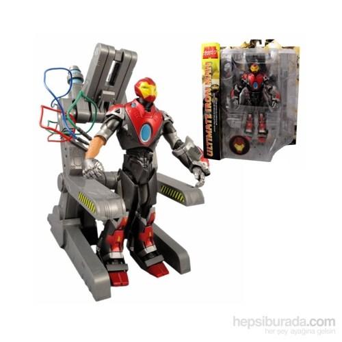 Marvel Select Ultimate Iron Man Figür