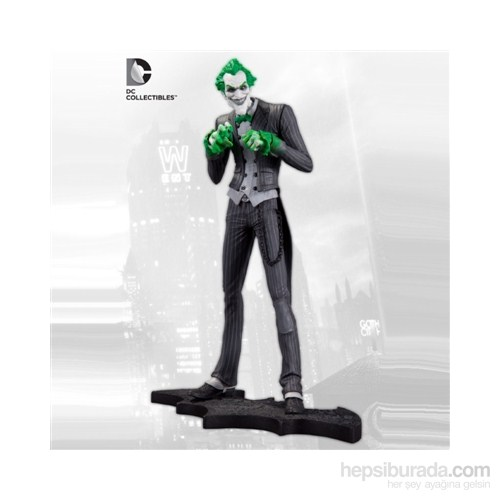 Batman Arkham City The Joker Statue